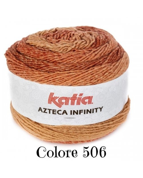 Azteca Infinity Katia Filati, da 150 gr