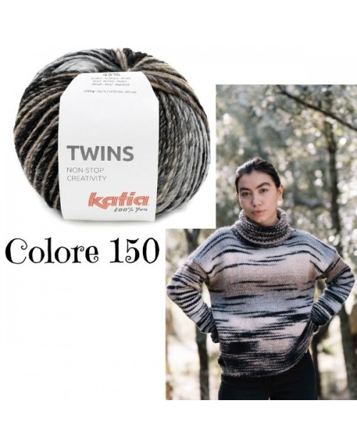Twins, Novità 2020 di Katia Filati