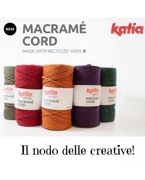 Macramé Cord Katia