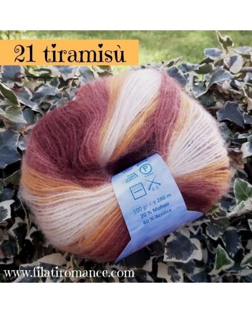Tiramisù by Bertagna Filati