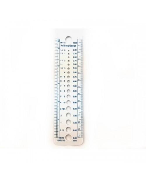 misuratore per ferri