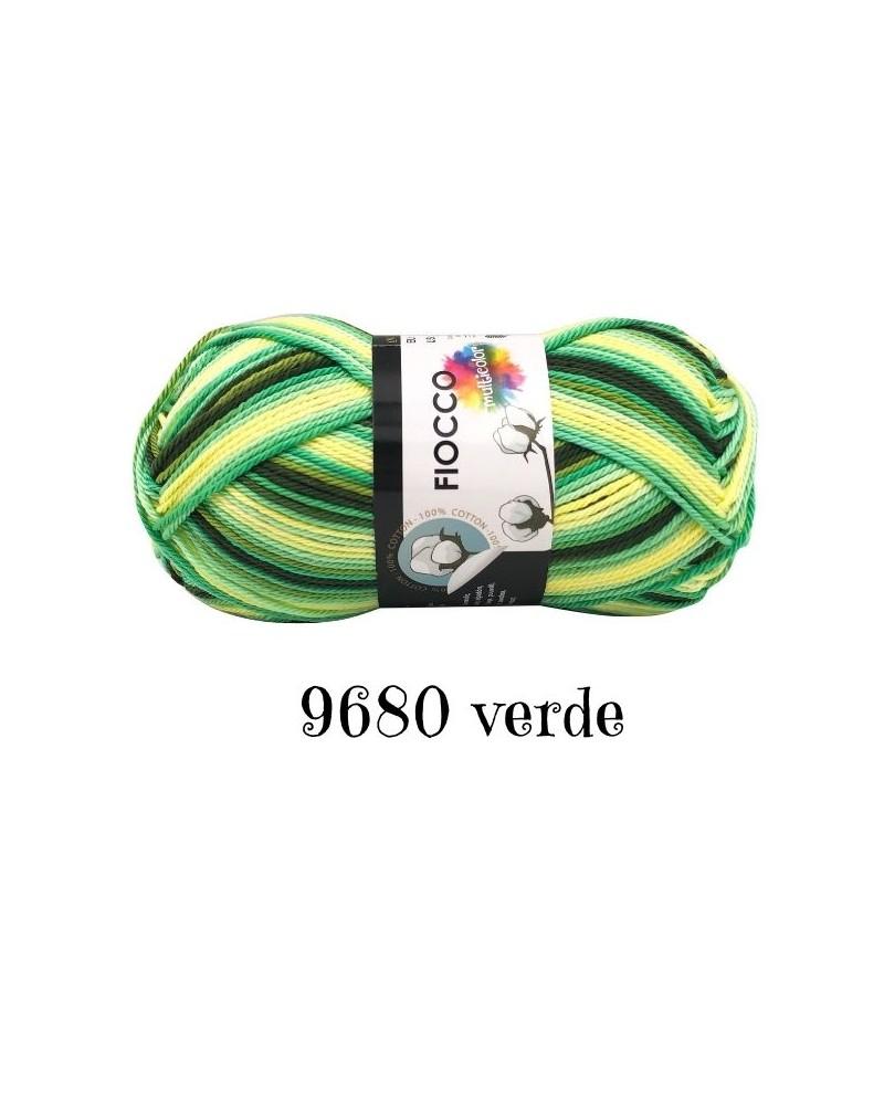 Fiocco multicolor