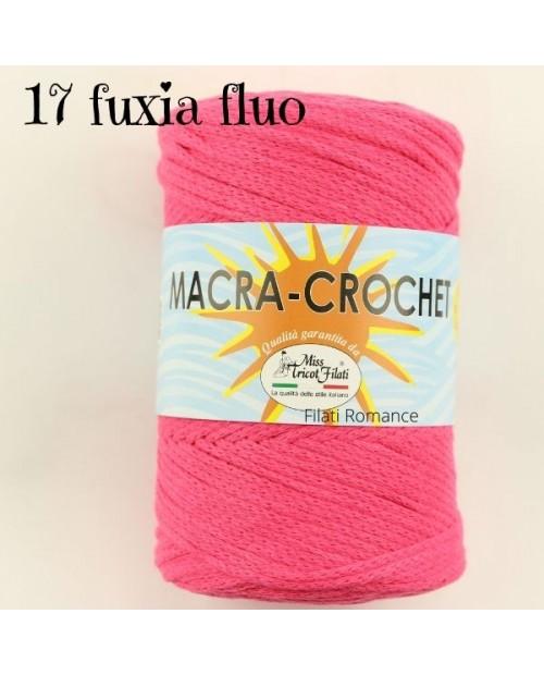 Macra Crochet di Miss Tricot Filati