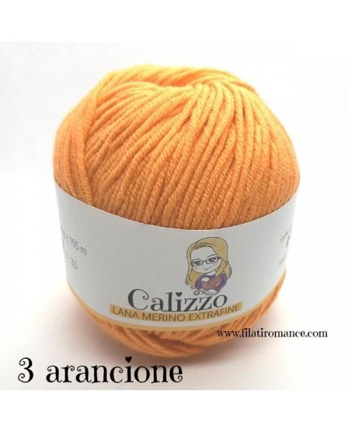 Calizzo di Filati Romance - lana merino extrafine made in Italy