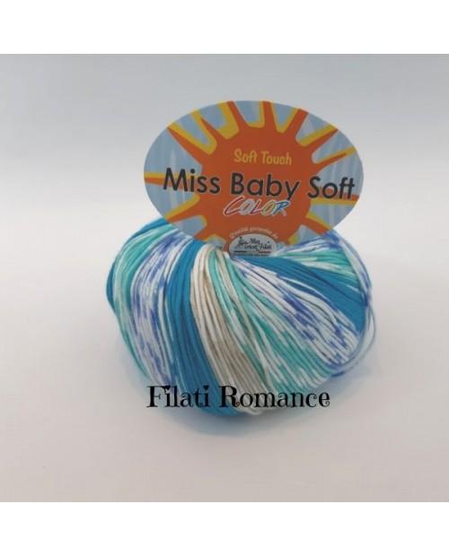 Miss Baby Soft Color di Miss Tricot Filati