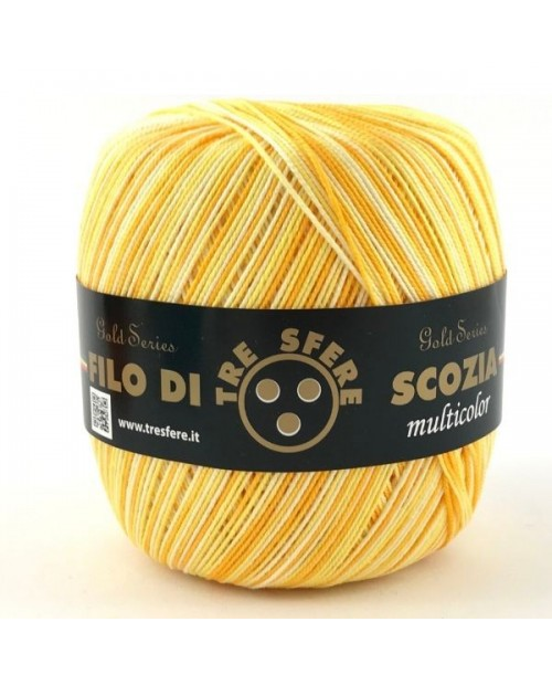 Cotone Filo di Scozia multicolor